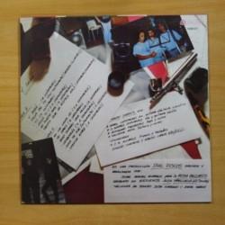 LOS VALLDEMOSA - SILVERIO + 3 - EP