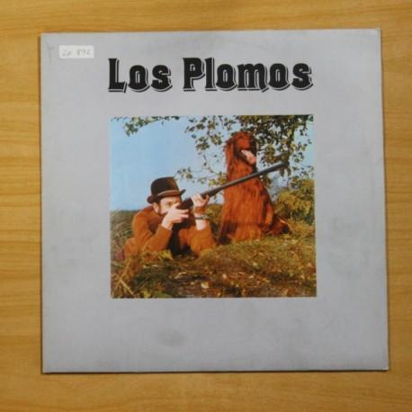LOS PLOMOS - LOS PLOMOS - MAXI