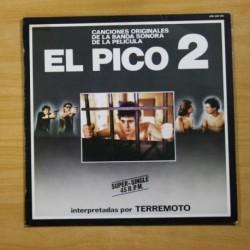 TERREMOTO - EL PICO 2 - MAXI