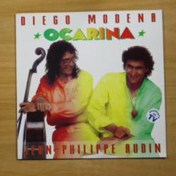 DIEGO MODENA / JEAN PHILIPPE AUDIN - OCARINA - LP