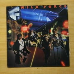 WILD FORCE - WILD FORCE - LP