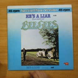 BEE GEES - HE´S A LIAR - LP