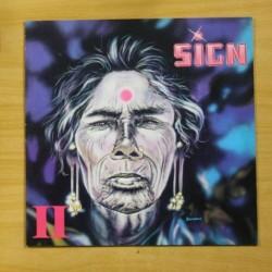 SIGN - SIGN II - LP