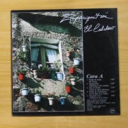 EL CALDERO - ZIPIRIQUITRON - LP
