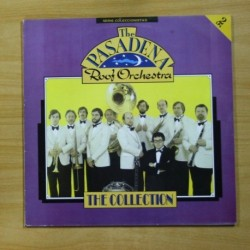 THE PASADENA ROOF ORCHESTRA - THE COLLECTION - 2 LP