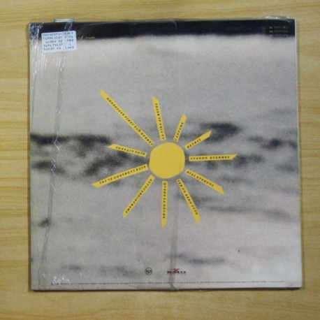 PETER WOLF - LIGHTS OUT - LP [DISCO VINILO]