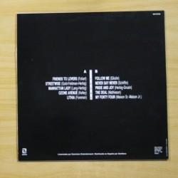THE SENSATIONAL ALEX HARVEY BAND - SAHB STORIES - LP [DISCO VINILO]