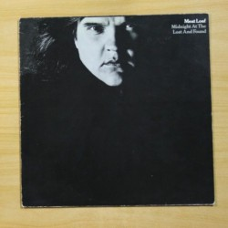 MEAT LOAF - MIDNIGHT AT THE LOST AND FOUND - LP