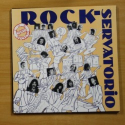 ROCKSERVATORIO - CON CIERTO SECRETO - LP