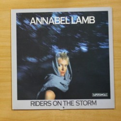 ANNABEL LAMB - RIDERS ON THE STORM - MAXI