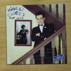 MIGUEL GAICEO - ES UNA JOYA - LP