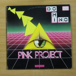 PINK PROJECT - DOMINO - GATEFOLD - 2 LP