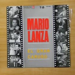 MARIO LANZA - EL GRAN CARUSO - LP