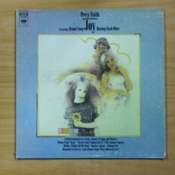 PERCY FAITH AND HIS ORCHESTRA - JOY - LP