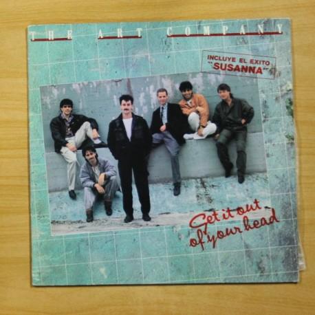 BETTY MISSIEGO - SU CANCION - LP