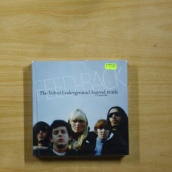 IGNACIO JULIA - FEED BACK THE VELVET UNDERGROUND LEGEND TRUTH - LIBRO