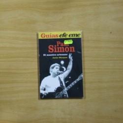 JAVIER MARQUEZ - PAUL SIMON EL MAESTRO ARTESANO - LIBRO