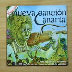 VARIOS - NUEVA CANCION CANARIA - GATEFOLD - 2 LP