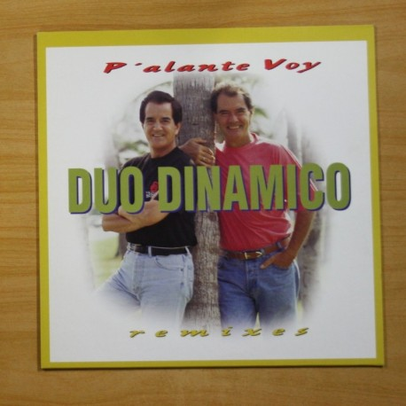 DUO DINAMICO - P´ALANTE VOY - MAXI