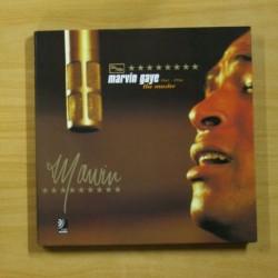 MARVIN GAYE THE MASTER 1961 1984 - INCLUYE 4 CDS - LIBRO