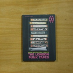 THE LONDON PUNK TAPES - LIBRO
