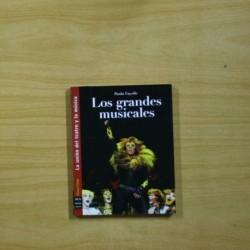 PAULA FAYOLLE - LOS GRANDES MUSICALES - LIBRO