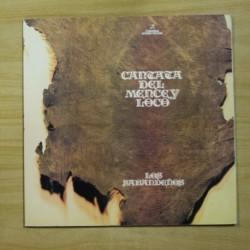 LLUIS LLACH - IRENE + 3 - EP [DISCO VINILO]