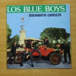 LOS BLUE BOYS - DISCOGRAFIA COMPLETA - LP