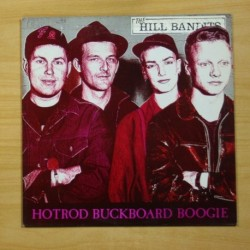 THE HILL BANDITS - HOTROD BUCKBOARD BOOGIE - MAXI