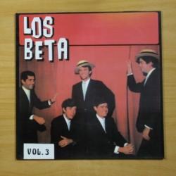 LOS BETA - VOL 3 - LP