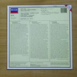 LORENZO GONZALEZ - COMO SIEMPRE - LP [DISCO VINILO]