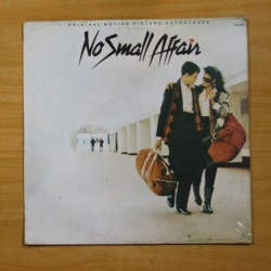 VARIOS - NO SMALL AFFAIR - LP
