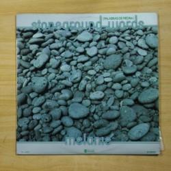 VARIOS - EL ROCK EN LA CARCEL - CD + CASSETTE