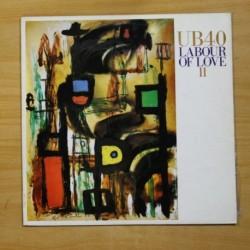 UB40 - LABOUR OF LOVE II - LP
