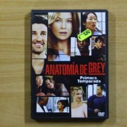 ANATOMIA DE GREY PRIMERA TEMPORADA - DVD