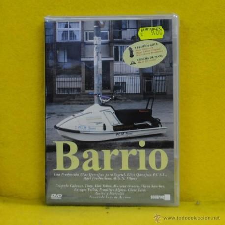 FERNANDO LEON DE ARANOA - BARRIO - DVD