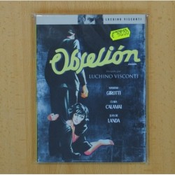 LUCHINO VISCONTI - OBSESION - DVD