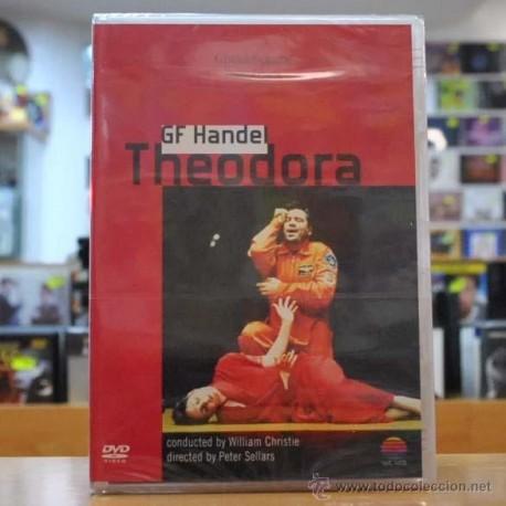 PETER SELLARS - THEODORA - DVD