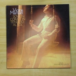 JEAN-FRANCOIS SENART - ENSEMBLE VOCAL DE RADIO-CANADA - LP [DISCO VINILO]