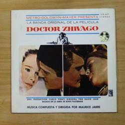 MAURICE JARRE - DOCTOR ZHIVAGO - LP