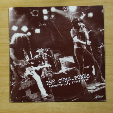 THE COMATONES - EXTENDEDPLAY FORTYFIVE - MAXI