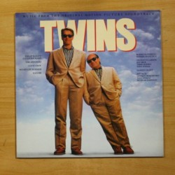 VARIOS - TWINS - LP