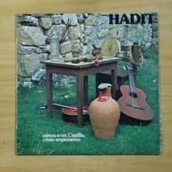 HADIT - HADIT - LP
