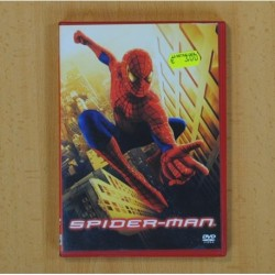 SPIDER MAN - DVD