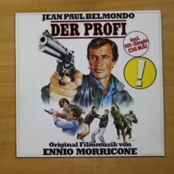 ENNIO MORRICONE - DER PROFI - LP