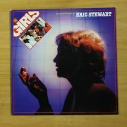 ERIC STEWART - GIRLS - LP