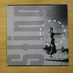 STING - THEY DANCE ALONE - MAXI