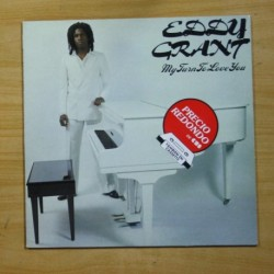 EDDY GRANT - MY TURN TO LOVE YOU - LP
