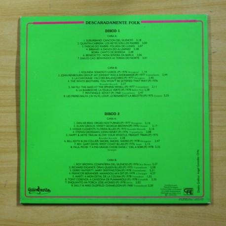 VARIOS - MARIACHI INTERNACIONAL VOL 2 - LP [DISCOS VINILO]
