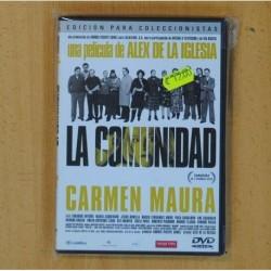 LA COMUNIDAD - ALEX DE LA IGLESIA - DVD